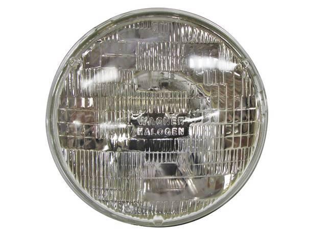 BULB, SEALED BEAM Headlight, QUARTZ HALOGEN, C0DZ-13007-A