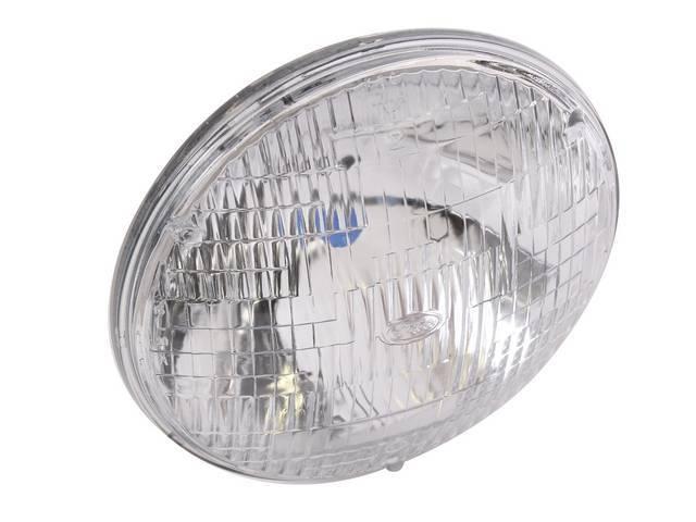 BULB, Sealed Beam Headlight, *left shift head lights