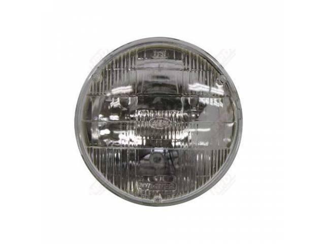BULB SEALED BEAM Headlight W/ FOMOCO SCRIPT 5001