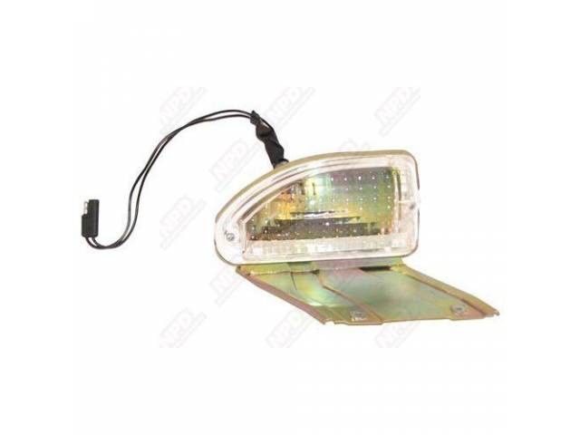 PARK LIGHT ASSY, LH