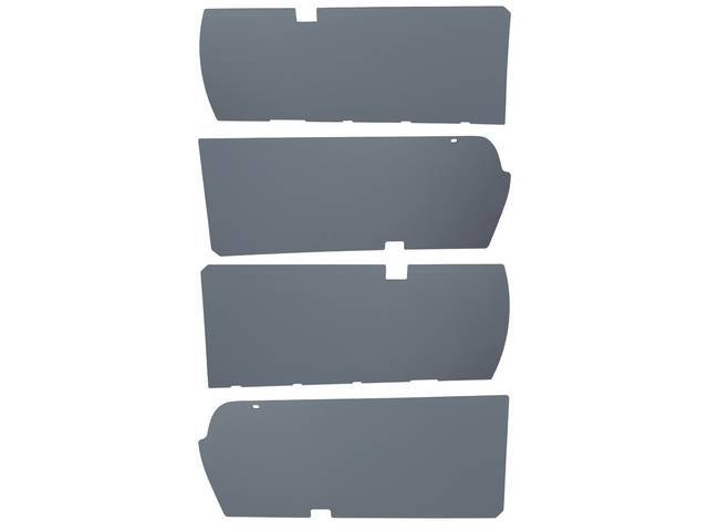 FILLER BOARDS, Tail Light, exact repro, correct thickness,