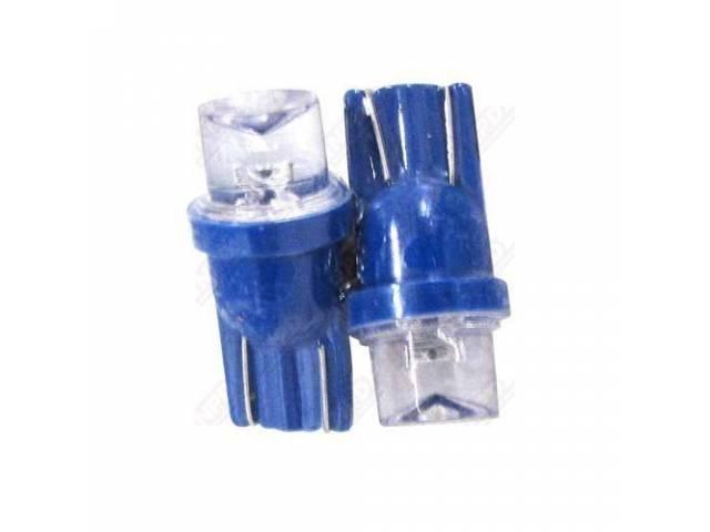 LED KIT CONSOLE CLOCK BLUE HUE SINGLE LED
