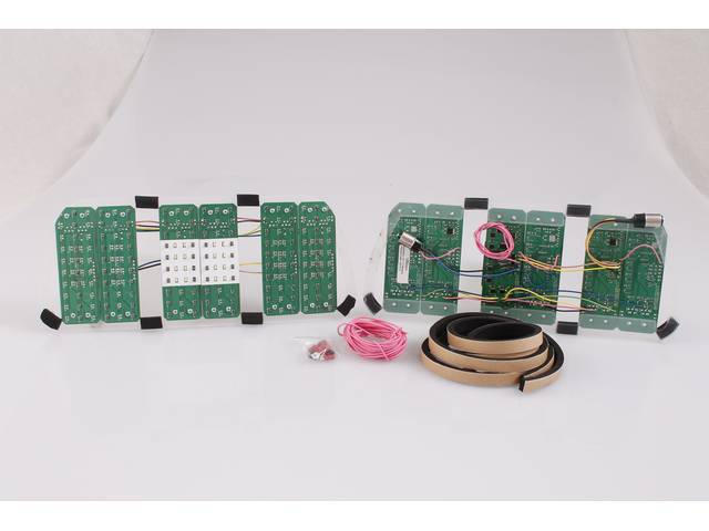 LED SEQUENTIAL Taillight CONVERSION, direct retro fit kits