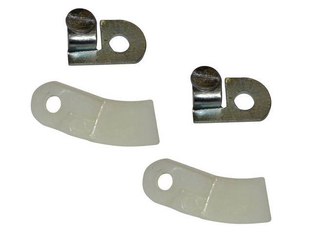 CONTACT SPRING AND INSULATOR KIT, HORN BLOWING