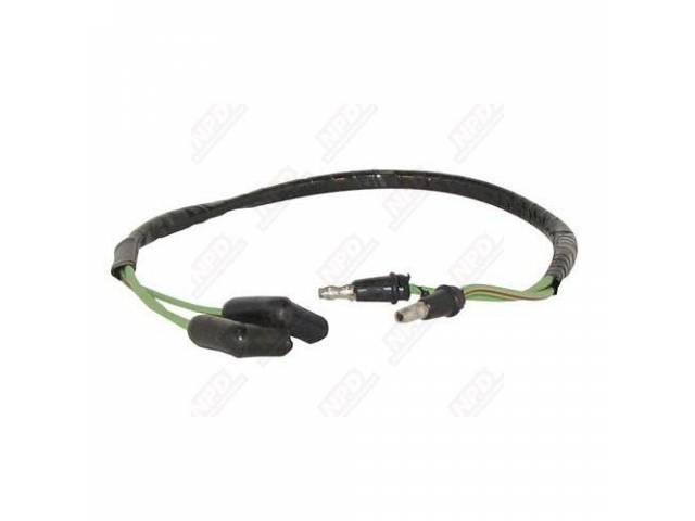 EXTENSION LEAD, POWER BRAKE, BRAKE LIGHT SWITCH TO