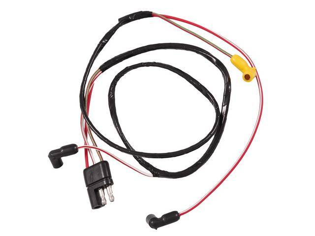 WIRE ASSY, ENGINE GAUGE FEED