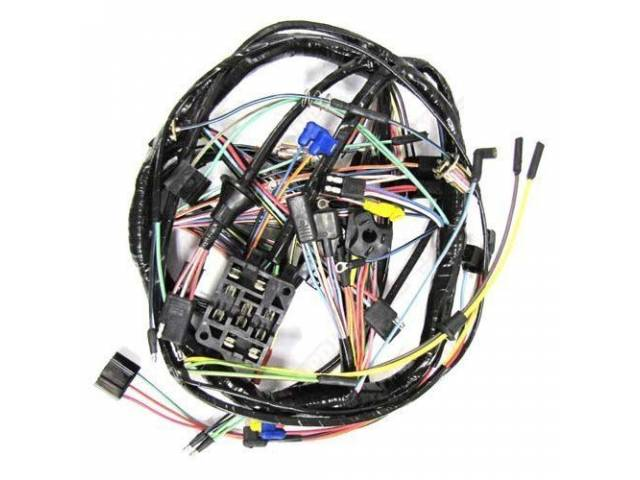 WIRING ASSY UNDER DASH MAIN DOES NOT INCLUDE