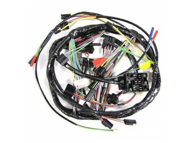 WIRING ASSY, UNDER DASH MAIN, DOES NOT INCLUDE