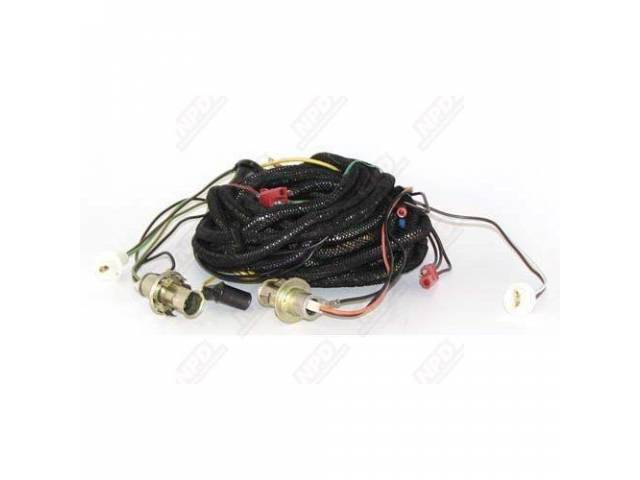 WIRING HARNESS, TAILLIGHT