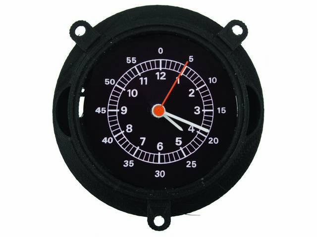 CLOCK ASSY, Conversion, An economical alternative to finding