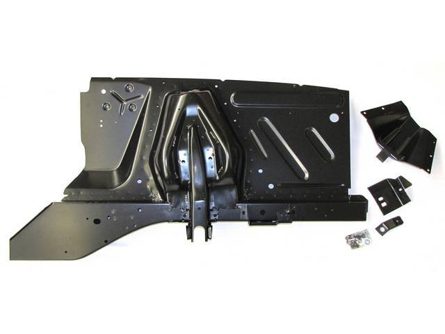 INNER FENDER AND SHOCK TOWER ASSY, FRONT, LH