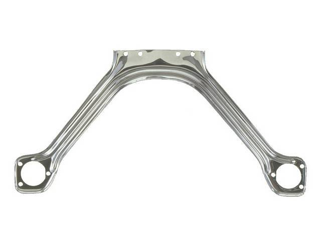 EXPORT BRACE, CHROME REPRO, IMPORTED