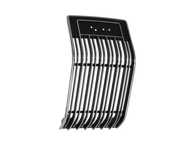 GRILLE Hood Front Highly detailed repro with excellent