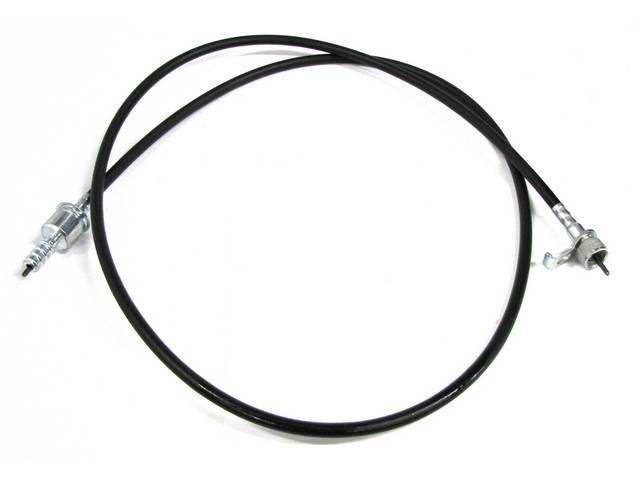 CABLE AND HOUSING, SPEEDOMETER, ** SELL WITH 17298-1