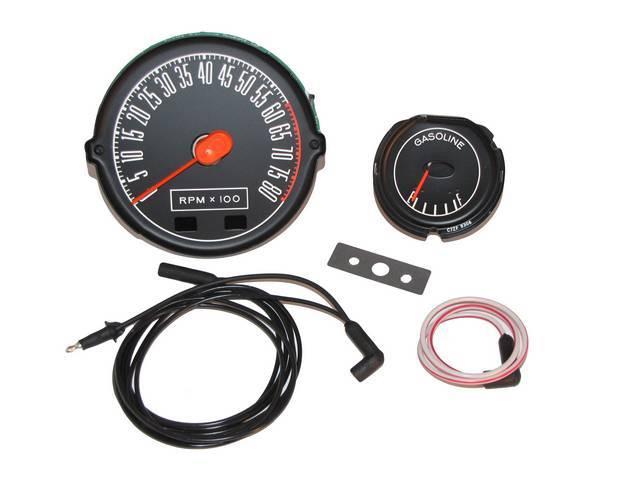 TACHOMETER, 8,000 RPM