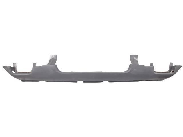 VALANCE Front fiberglass repro C9WY-17620-A