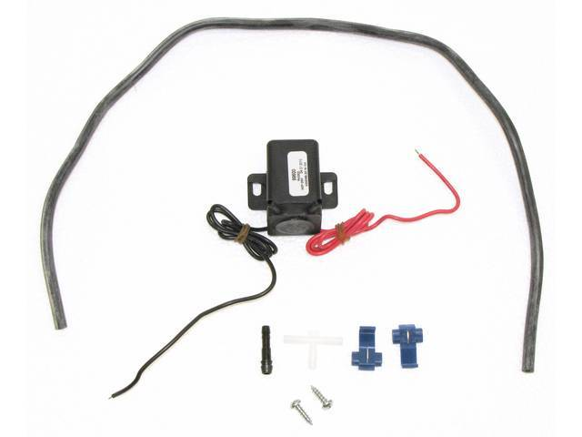 PUMP, WINDSHIELD WASHER, UNIVERSAL REPLACEMENT STYLE