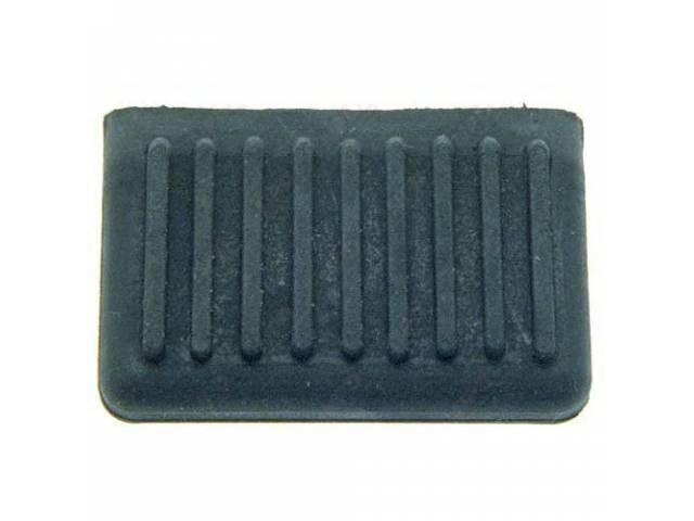 PAD, WINDSHIELD WASHER PEDAL