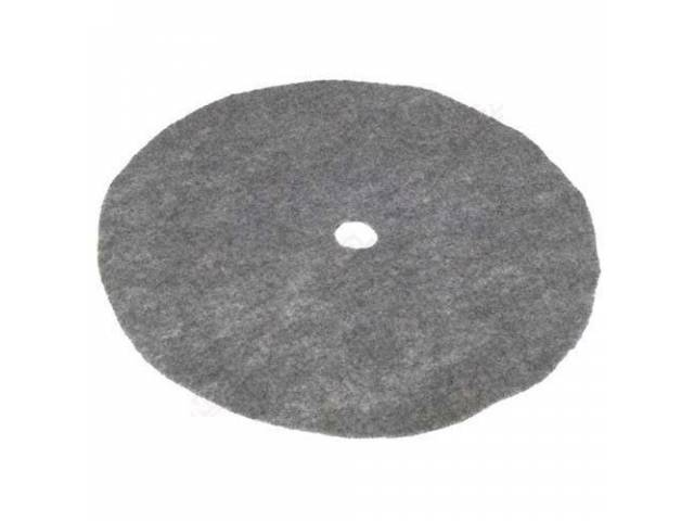 PAD Spare Tire felt This pads separates and