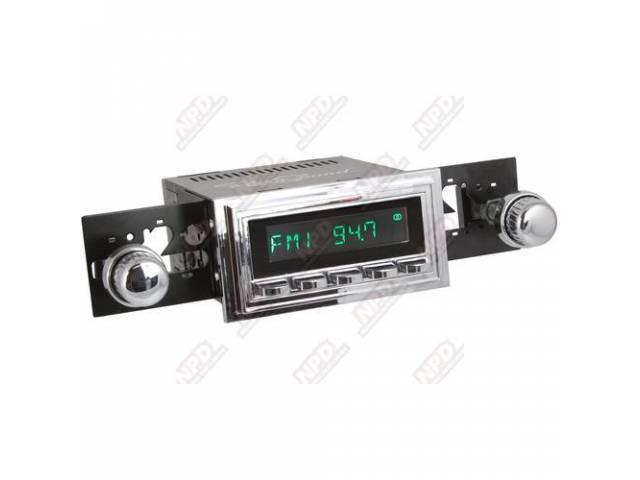 RETROSOUND RADIO BODY AM / FM Custom Hermosa