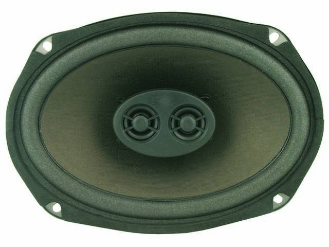 Speaker Assy, Radio, 6 Inch X 9 Inch,