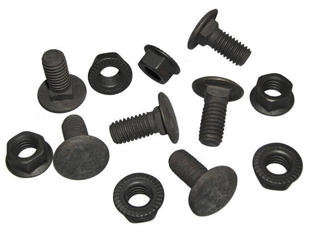 MOUNTING KIT, Shock Tower Brackets, concours, (12), correct