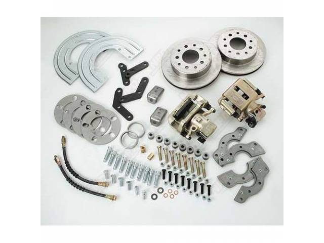 REAR DISC BRAKE CONVERSION KIT 10 5 INCH