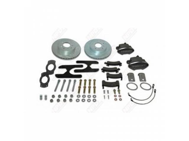 Rear Disc Brake Kit Sport R1 Plus Single