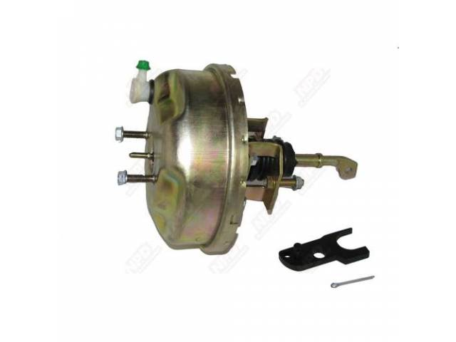 BOOSTER ASSY, POWER BRAKES, REPLACEMENT STYLE, USE 2005-11A
