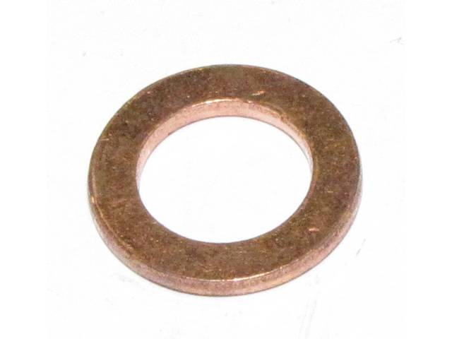 GASKET, Brake System, copper, original, for 5/16 inch