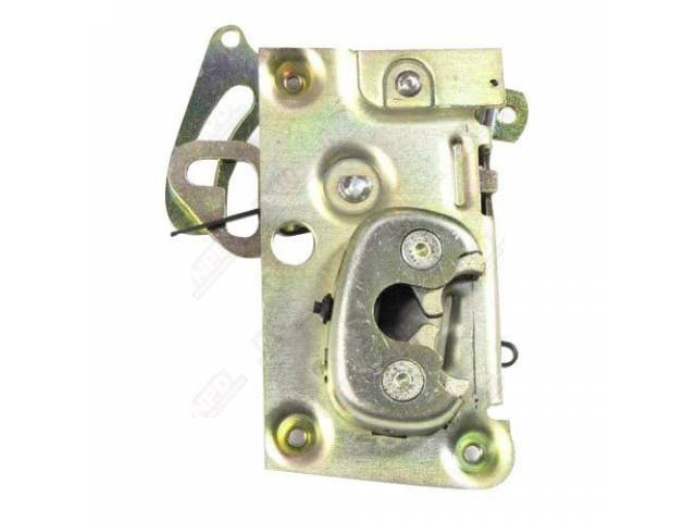 LATCH ASSY DOOR RH CORRECT 12-24 THREAD SIZE
