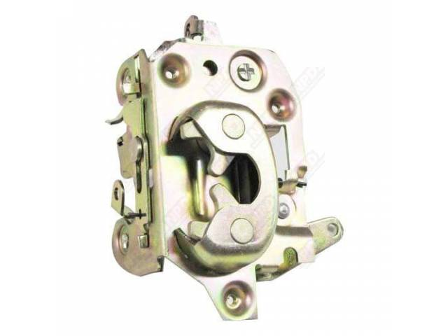LATCH ASSY DOOR LH CORRECT 12-24 THREAD SIZE