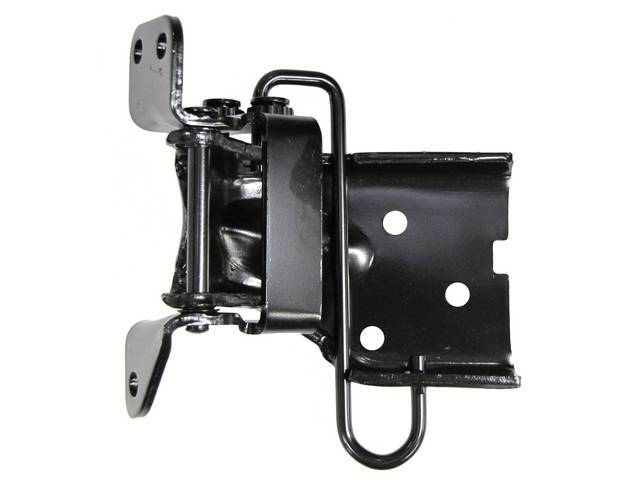 HINGE AND CHECK ASSY, FRONT DOOR, LOWER, RH,