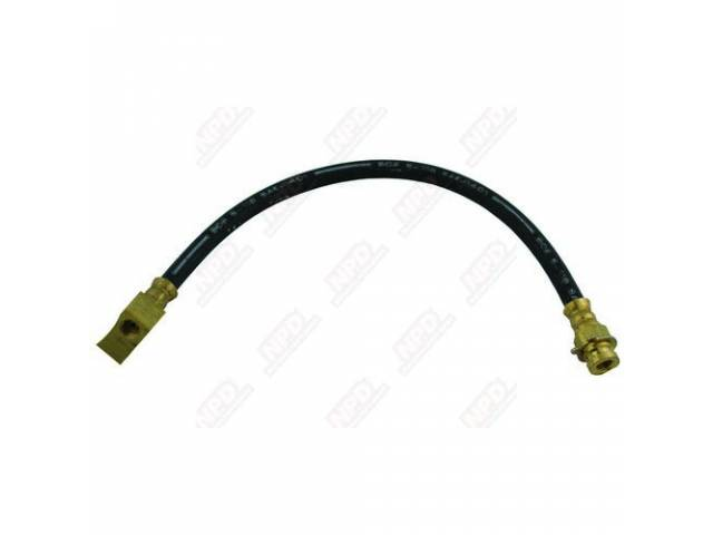 BRAKE HOSE REAR replacement 13 1/2 inch correct