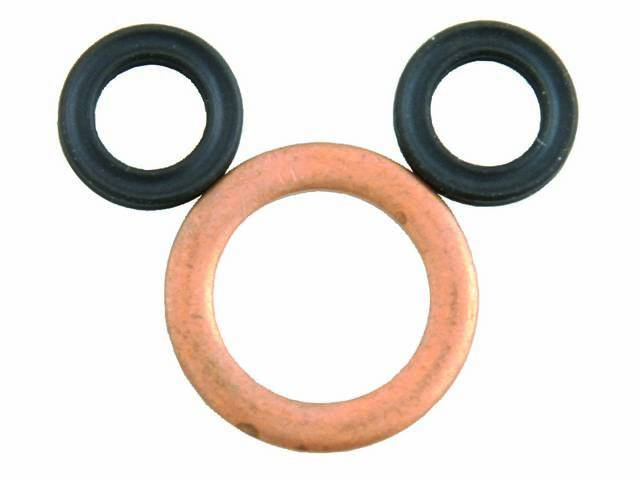 REBUILD KIT, BRAKE PRESSURE DIFFERENTIAL VALVE, (3), FOR