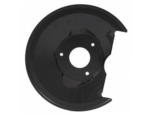 SPLASH SHIELDS Brake Rotor each fits RH or