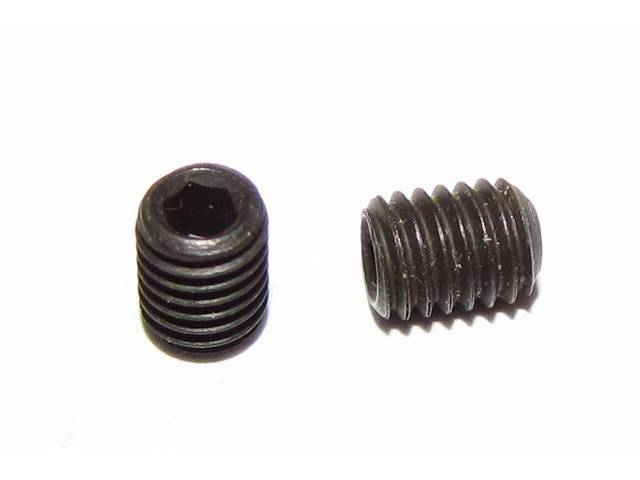 SCREW KIT, QUARTER WINDOW HANDLE, USE WITH 30322-2A