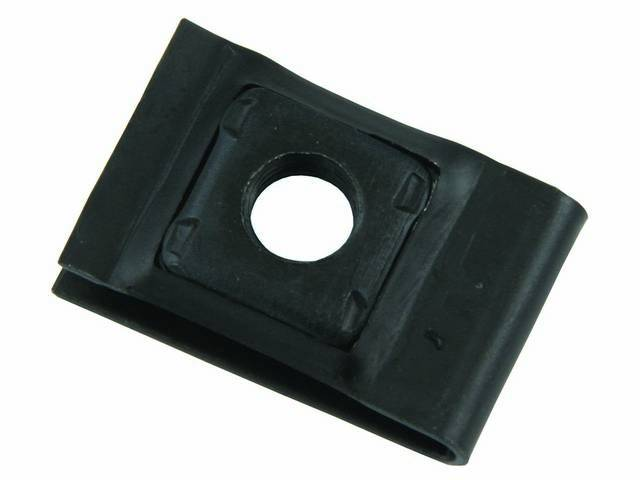 NUT, RETAINER, 5/16 INCH-24, USED ON 5202 DEFLECTORS