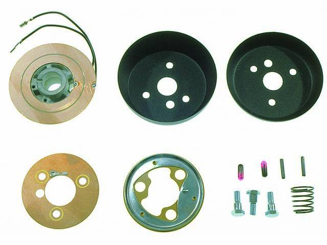 INSTALLATION KIT, GRANT CHALLENGER AND CLASSIC WHEEL, also
