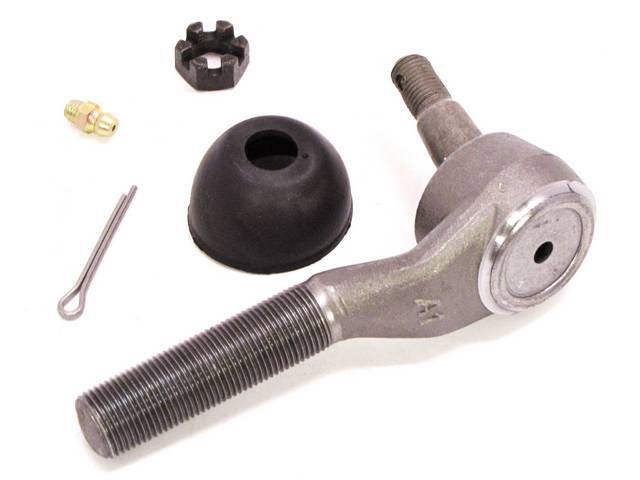 TIE ROD, OUTER, RH OR LH, Professional grade