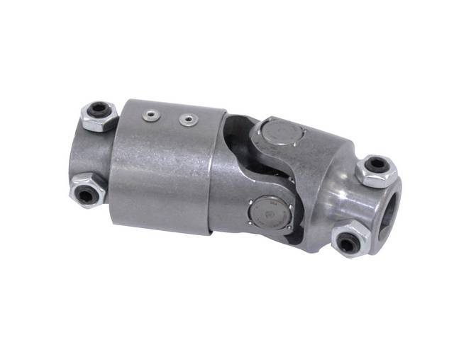 COUPLER, Ididit Column, vibration U-joint, 3/4 inch DD