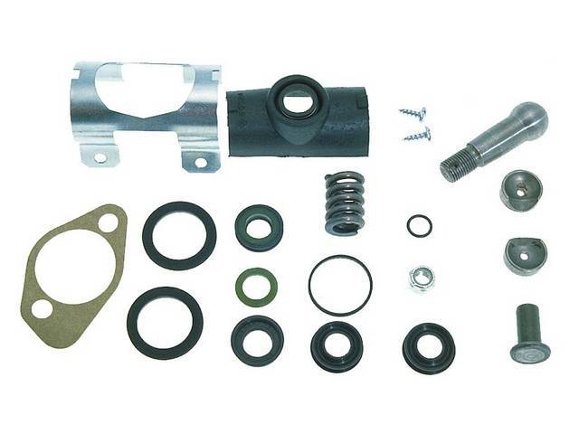 REBUILD KIT, Power Steering CONTROL VALVE, COMBINES 3A650-1A