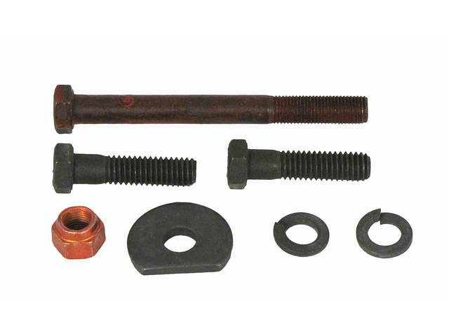 MOUNTING KIT, Power Steering Cylinder Bracket, concours, (7),