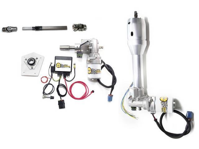 POWER STEERING CONVERSION, ELECTRIC