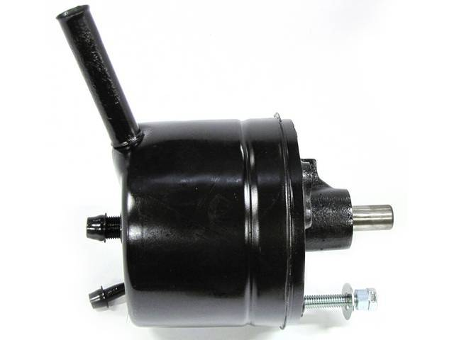 PUMP ASSY, POWER STEERING, Ford style pump, INCL