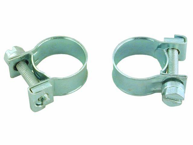 HOSE CLAMP KIT, POWER STEERING RETURN HOSE TO