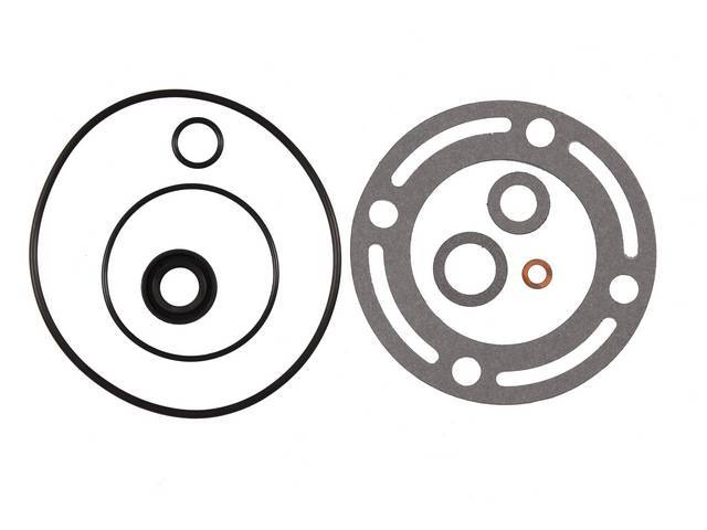 SEAL AND GASKET KIT, P/S Pump, deluxe, Ford