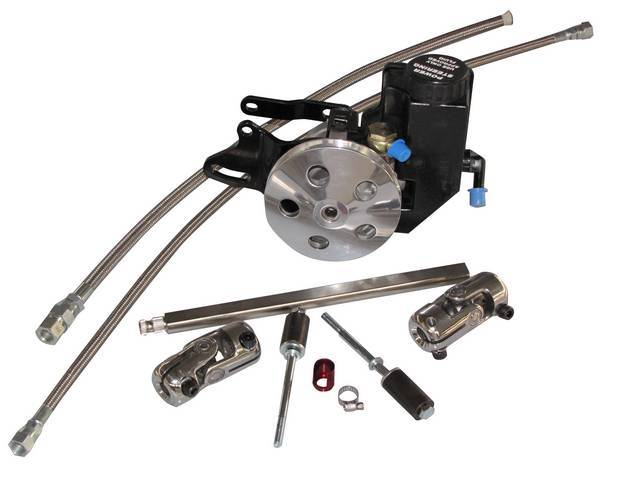 INSTALLATION KIT, UNISTEER R&P TO IDIDIT OR FLAMING