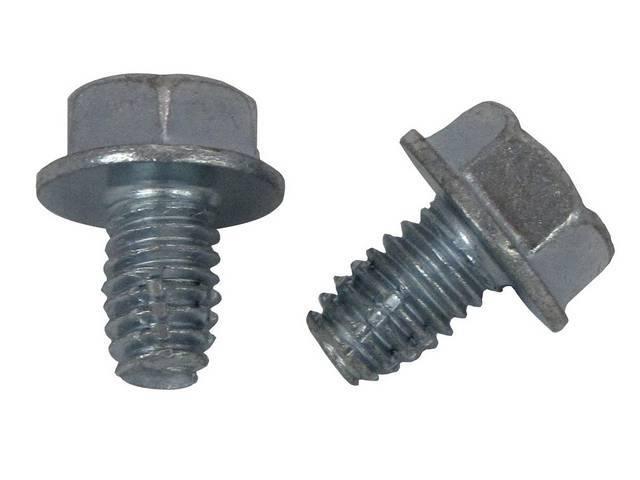MOUNTING KIT, Power Steering HOSE BRACKET, CONCOURS, (2),