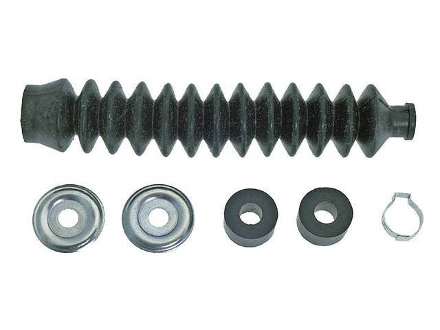 BOOT AND INSULATOR KIT, Power Steering CYLINDER, C3AZ-3C651-A,